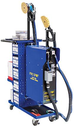 DE-Pro Dust-Free Sanding System