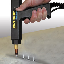 Al 5 aluminum dent pulling system pro spot the pro spot al 5 capacitor discharge stud welder has an easy to use design that will have you welding in seconds the al 5 comes with a variety of sciox Gallery