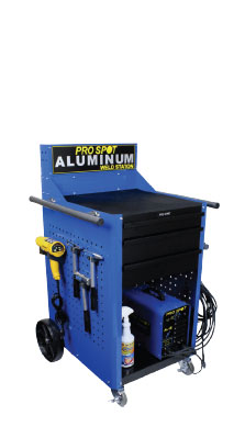 Aluminum Weld Station Basic