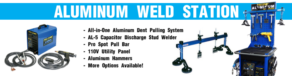 Aluminum Weld Station