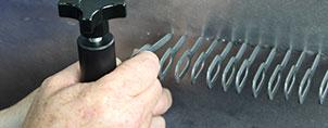 auto weld pull keys