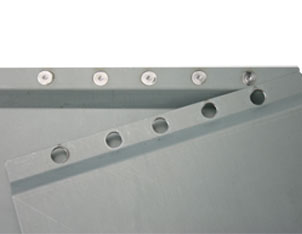PLT-50 tip sharpener in action