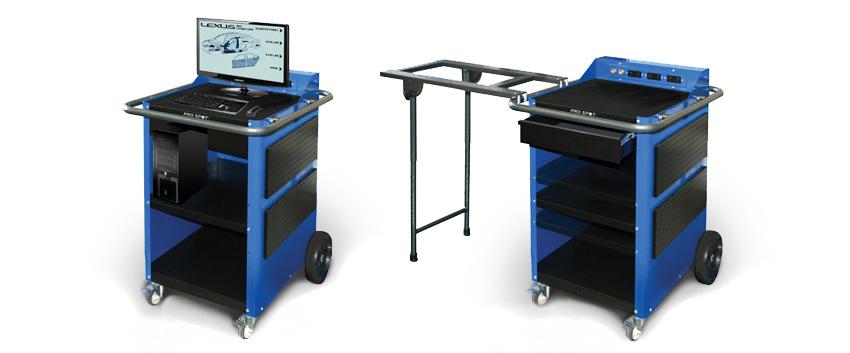 Mobile Work Station Pro Spot
