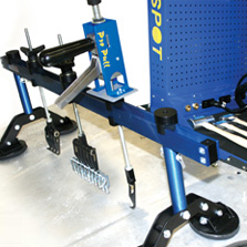 Al 5 Aluminum Dent Pulling System Pro Spot