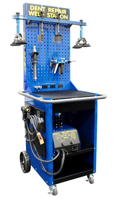 Image result for pro spot aluminum repair station
